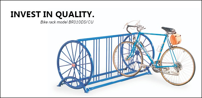 Bike Rack homepage slider