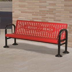 B78/BB-6SPTR Buddy Bench 2