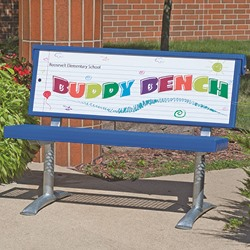 B410/G-4VU Buddy Bench