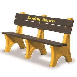 RBB/G-6B26 Buddy Bench