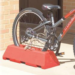 Bike Block 100 Recycled Plastic Bike Parking Stall Bike Racks