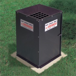 Hot Coal Bin Charcoal Grills Pilot Rock