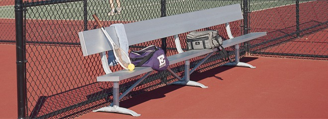 Model PCXB3/G-15AL Athletic Bench