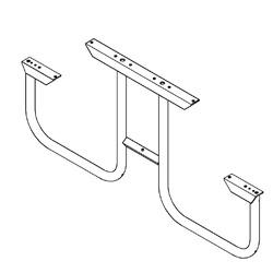 UTG Series Frame Kit Standard Duty Table BUY NOW Picnic Tables - Aluminum picnic table frame