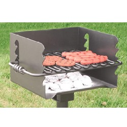 CBP-135 Series Charcoal Grill