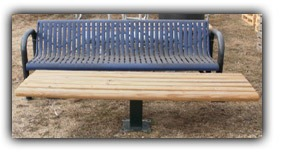 Wholesale Corral Bench 1