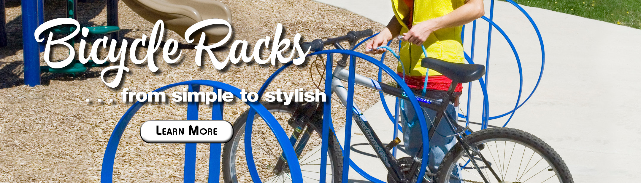 Pilot Rock Brand Bicycle Racks