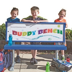 B410/G-4VU Buddy Bench 2