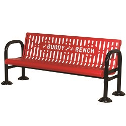 B78/BB-6SPTR Buddy Bench 1