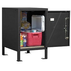 Bear Resistant Food Storage Lockers - Certified