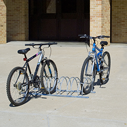 BR-6DS Bike Rack