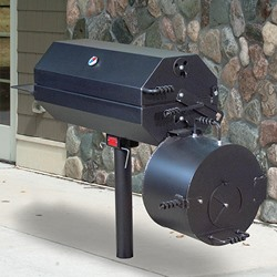 EC-40 Grill & Smoker on B2 post.