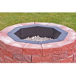 Octa-Ring Campfire Ring or Firepit Insert - BUY NOW