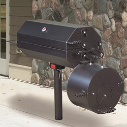 Smoker ECSFB-2640 on EC-40 grill
