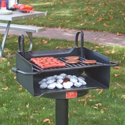 A-20 Series Charcoal Grill