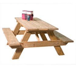 Traditional A-Frame Picnic Table - AFT Series