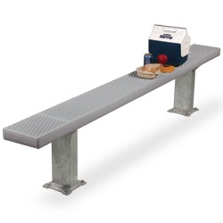 Athletic Bench - APB Series - Using Expanded Steel