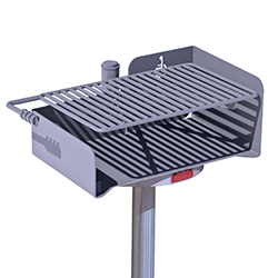 ASWS-24 Stainless Accessible Grill #2