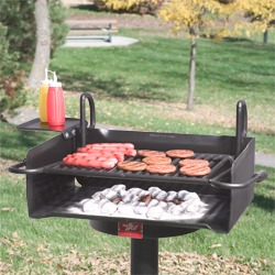 B-24 Series Charcoal Grill