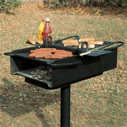 C2-36 Series Charcoal Grill