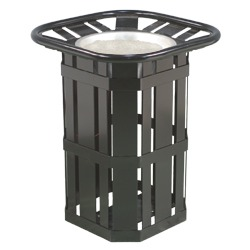 Square Ash Receptacles - Amherst Collection