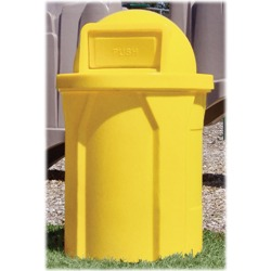 Kolorcans Trash and Recycling Receptacles
