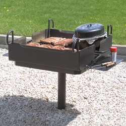 D2-48 Series Charcoal Grill