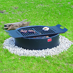 Drop In Grate for FX Series Campfires & Firepits - BUY NOW