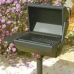 EC-26/S Series Covered Grill
