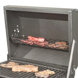 EC Grill Warming Basket