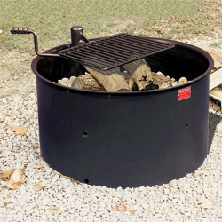 FSW-30 Accessible Campfire Ring