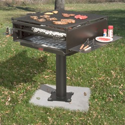 L-1500/S Series Charcoal Grill