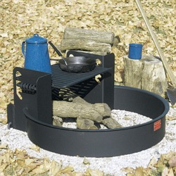 L-32 Multi-Level Campfire Ring