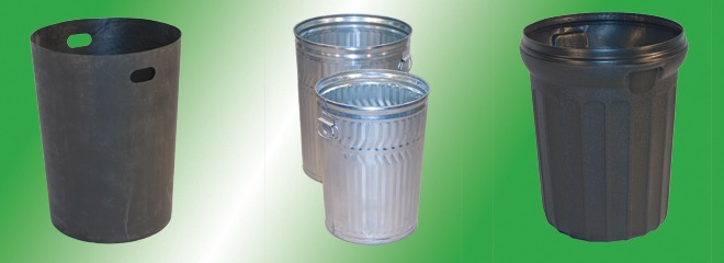 Liners to Fit Most Trash & Recycling Containers