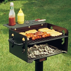 N-20 Series Charcoal Grill