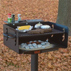 N-24 Series Charcoal Grill