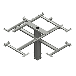 PQT4 Picnic Table Frame Kit