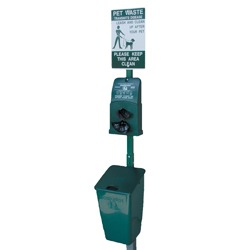 Pet Waste Collection Station - DogiPot