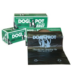 Pet Waste Pick Up Bags for DogiPot System