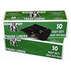 Pet Waste Can Liner Bags for DogiPot System - #PWS-DOGI1404
