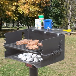 Q-20 Series Charcoal Grill - BUY NOW