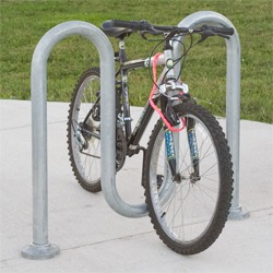 Saddleback Bike Rack - Surface Mount - SRP Series