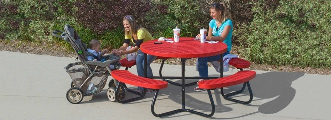 T104 Picnic Tables