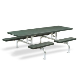 Caterpillar Picnic Table - T600 Series