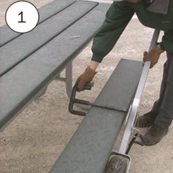 Table Mover Step 1