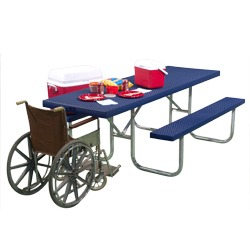 End Accessible Heavy Duty Picnic Table - UT Series