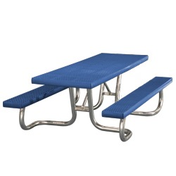 Snow Load/ Extreme Load Rated Accessible Picnic Table - WXT Series