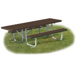 Snow Load/ Extreme Load  Heavy Duty Accessible Picnic Table - XT Series