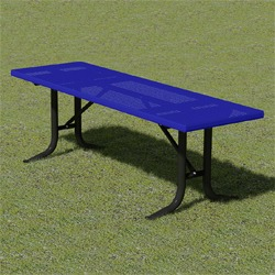 XTX Series Utility Table - Using Expanded Steel