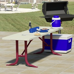 Utility Table - XTX Series